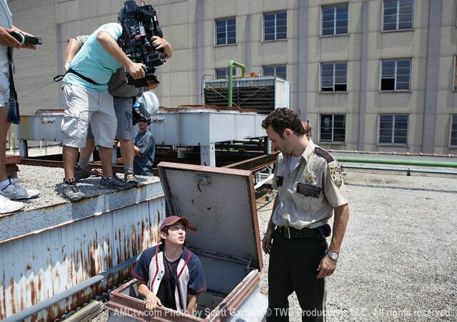 File:The Walking Dead Being Filmed, 12.jpg