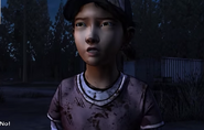 Clem over Nick's death