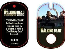 File:The Walking Dead - Dog Tag (Season 2) - Walker C2 (AUTHENTIC WORN COSTUME PIECE).jpg
