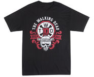 "THE WALKING DEAD ""10TH ANNIVERSARY"" T-SHIRT"