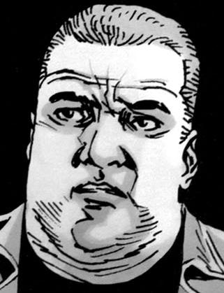 Gabriel Harris (Komiks)