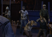 Save-Lots Bandits Hostages