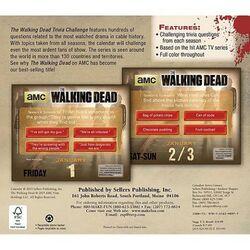 The Walking Dead Trivia Challenge Desk Calendar 2