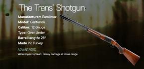 The Trans' Shotgun