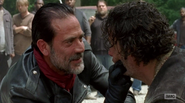 Rick and Negan S7E1