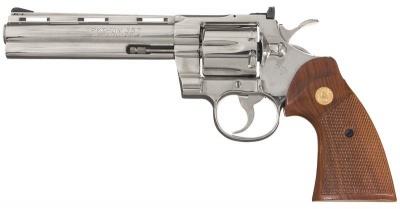 File:Colt Python with 6 Inch Barrel - .357 Magnum.jpg