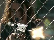 Maggie Shoots at MiltiaTFG