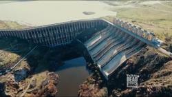 Gonzales Dam Overview