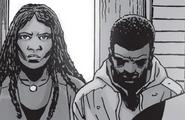 Michonne & Vincent 150