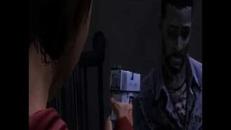 The Walking Dead Clementine and Lee Tribute-1497114959