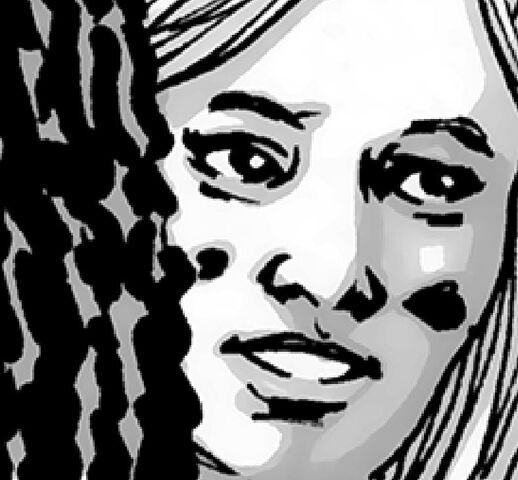 File:Blone Woman Hidden By Michonne.JPG