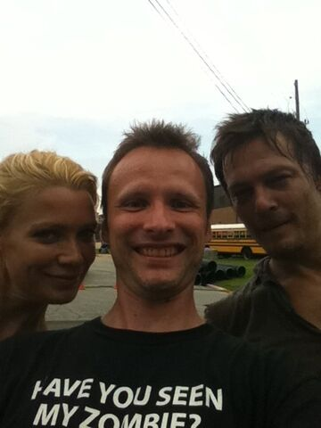 File:Norman Reedus And Laurie Holden, 001.jpg