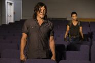 Daryl Dixon and Sasha Williams 709