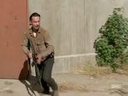 Rick Checks outside TSL