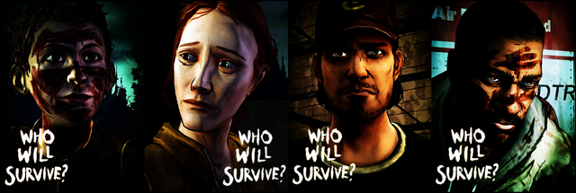 File:Jane Bonnie Nick Mike WhoWillSurvive Promotional Banner ATR2 by BernadusAndrew.png