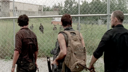 Rick and Dixon brothers 3x10