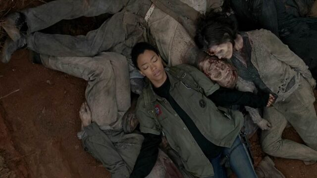 File:Sasha sleeps on zombies.jpg