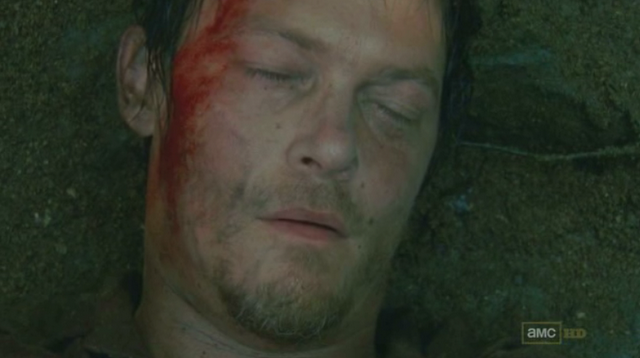File:S02E05 Norman Reedus as Daryl Dixon on Walking Dead 3.png