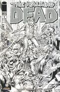 Wizard World New York 2013 Exclusive Sketch Cover