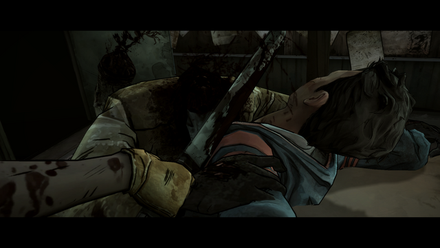 File:ITD Michonne Saves Greg.png