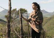 Luciana Garcia, Teotwawki