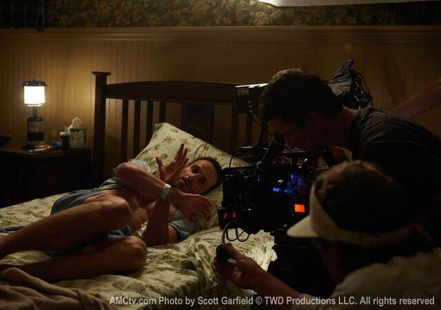 File:The Walking Dead Being Filmed, 6.jpg