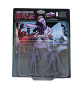Andrea pvc figure 2-pack (bloody grey)