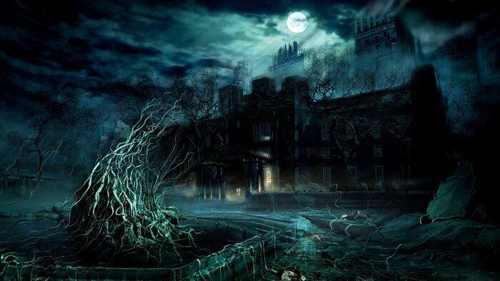 Gothic theme
