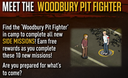 Woodbury Pit Fighter