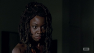 Michonne in ep 9
