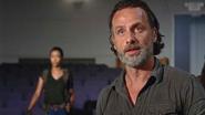 Rick Speaks to Ezekiel