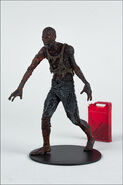 McFarlane Toys The Walking Dead TV Series 5 Charred Walker 3