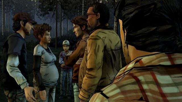 File:The Walking Dead All That Remains group of people.jpg