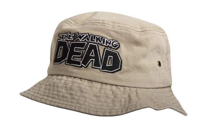 """File:THE WALKING DEAD """"DALE BUCKET HAT"""".JPG"""