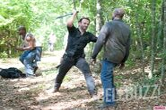 Ep 7 Rick kill Walker