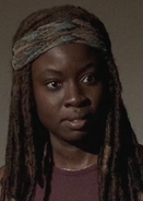 Michonne Remember 2