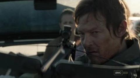 Daryl Dixon All Walker Kills All Seasons 1-3 The Walking Dead