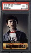 Trading Cards Season One - 4 Carl Grimes