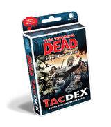 TACDEX™ The Walking Dead - Survivors vs Walkers