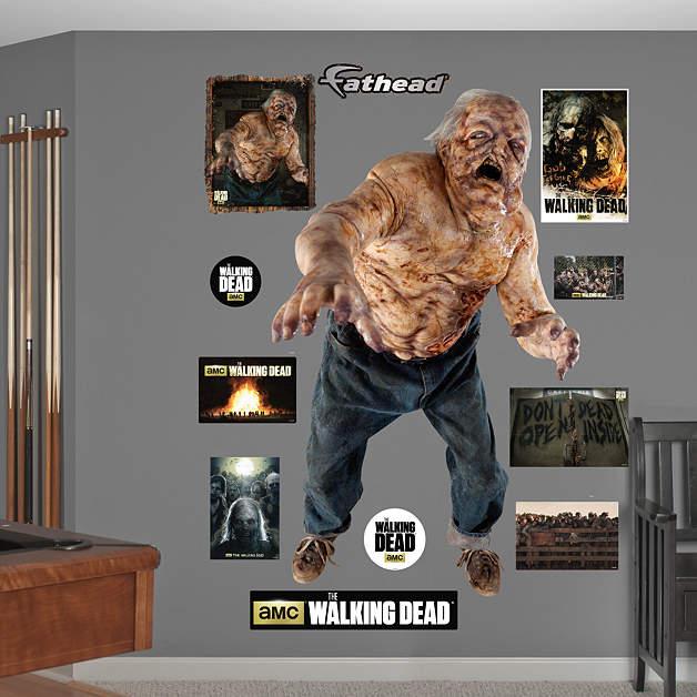 Image   Well Walker Fathead Wall Decal 2   Walking Dead Wiki   FANDOM  Powered By Wikia