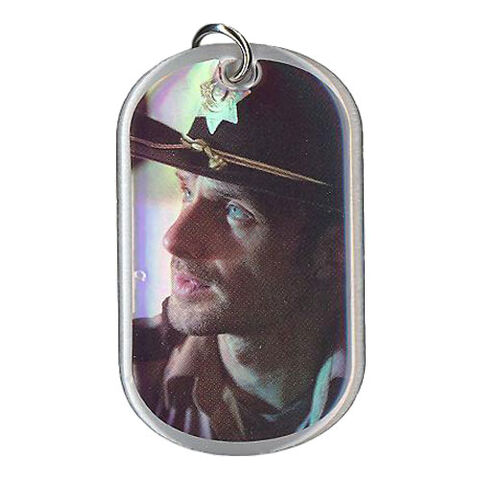 File:The Walking Dead - Dog Tag (Season 2) - RICK GRIMES 12 (Foil Version).jpg