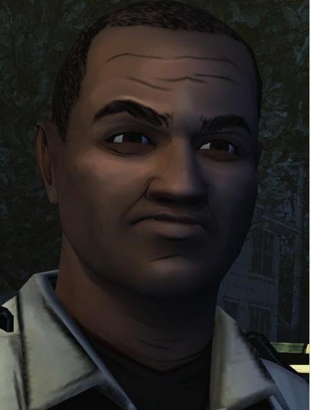 Andre Mitchell Video Game Walking Dead Wiki Fandom