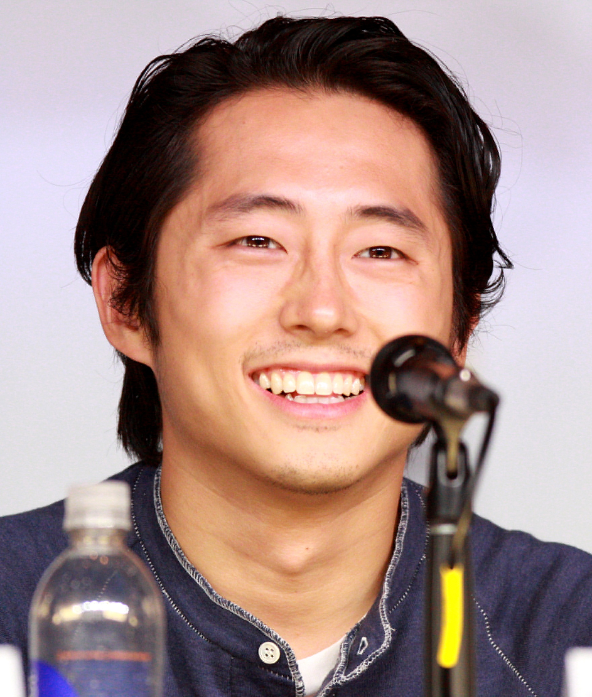 Steven Yeun by Gage Skidmore