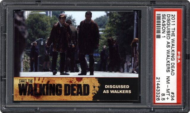 File:Trading Cards Season One - 34 Disguised as Walkers.jpg