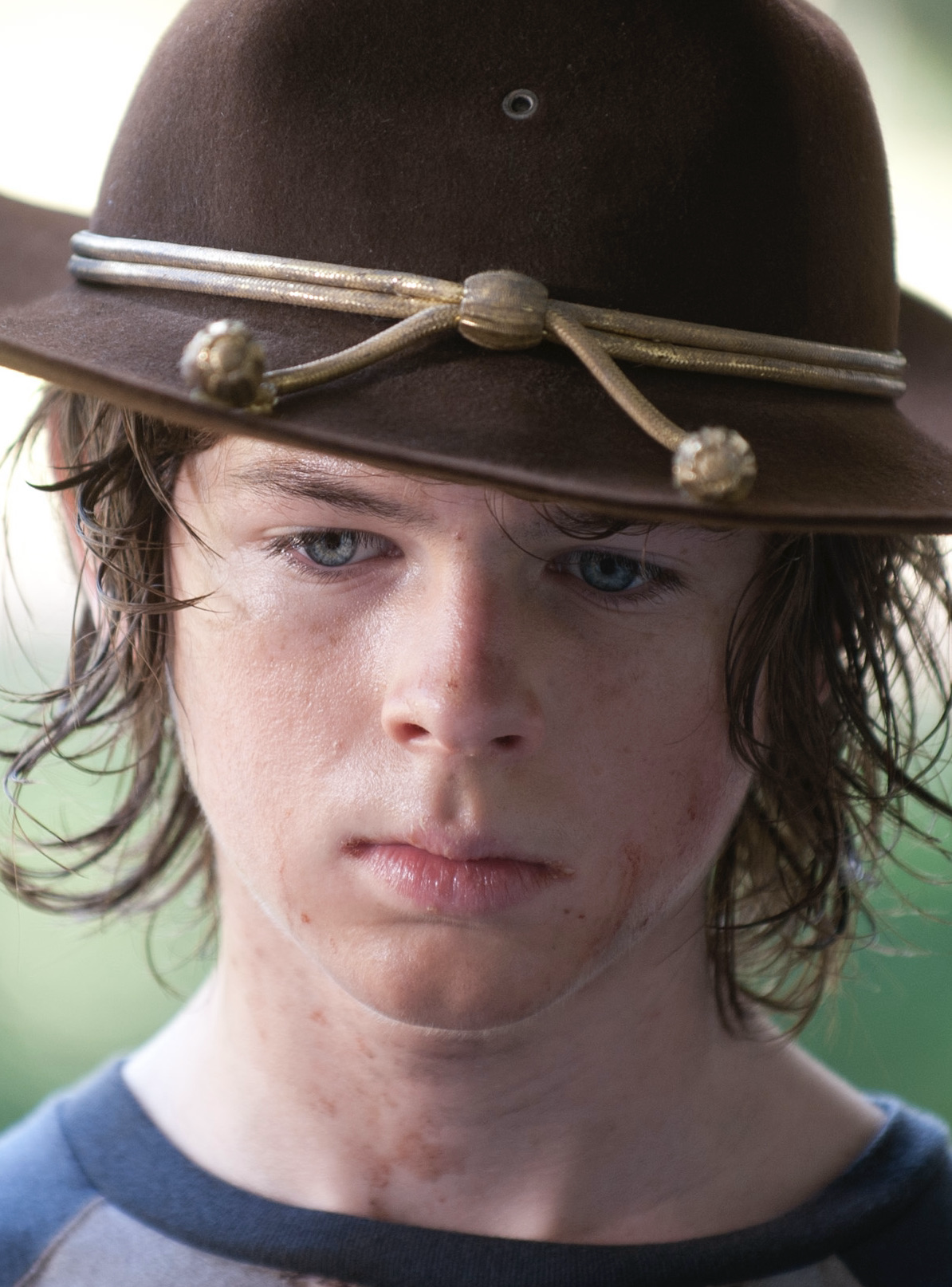 walking dead wiki carl
