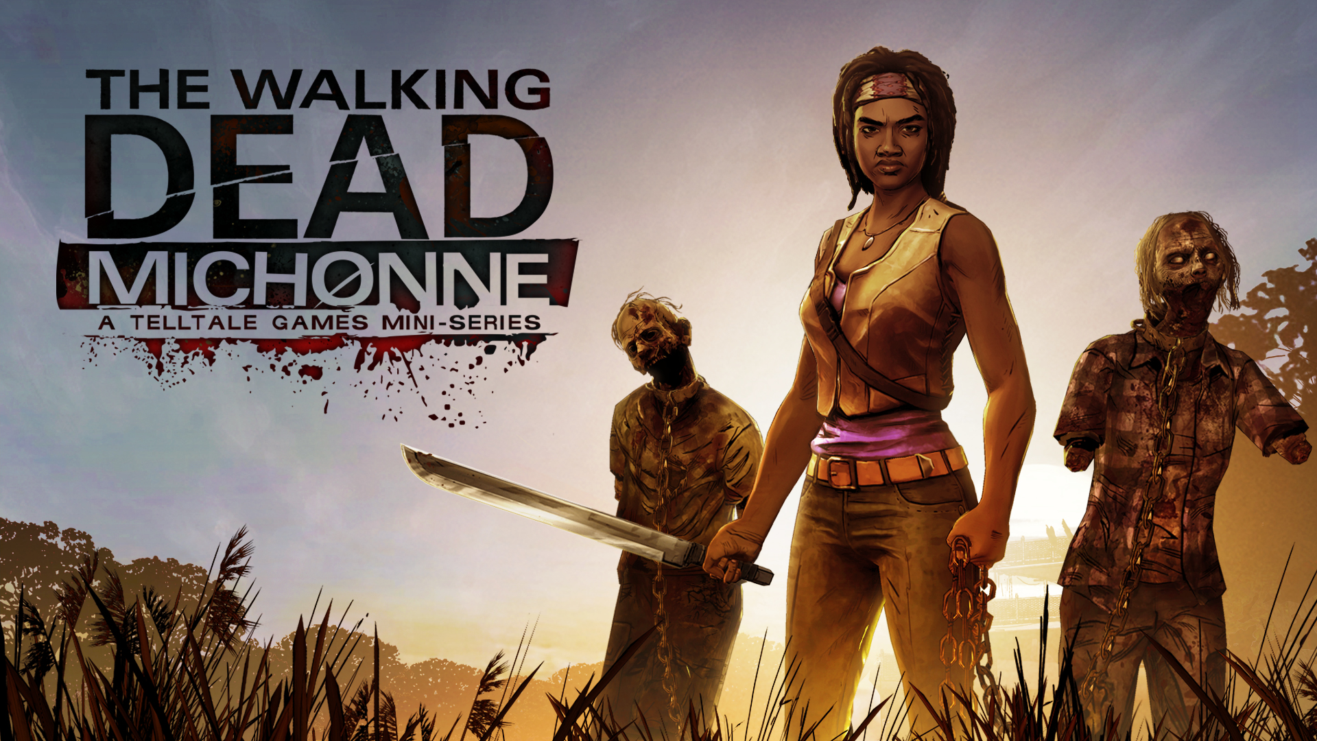 Walking Dead Season 6 Episode List Wiki - Twd michonne series png