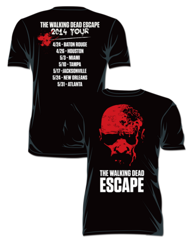 "File:THE WALKING DEAD ""ESCAPE TOUR"" T-SHIRT.png"