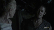 Andrea and Daryl 2x03