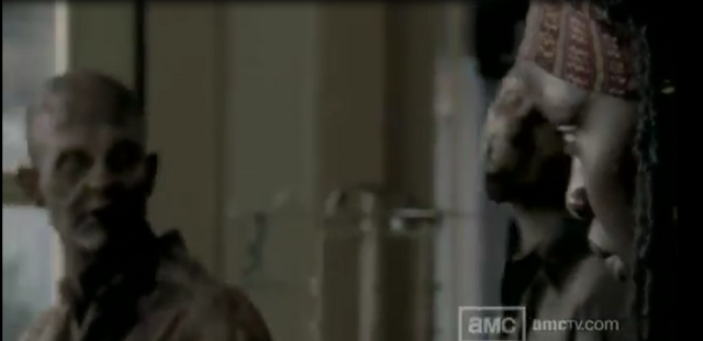 File:Michonne and Zombies, 1.png