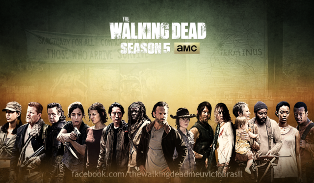 File:Season 5 Wallpaper fã poster TWD.png